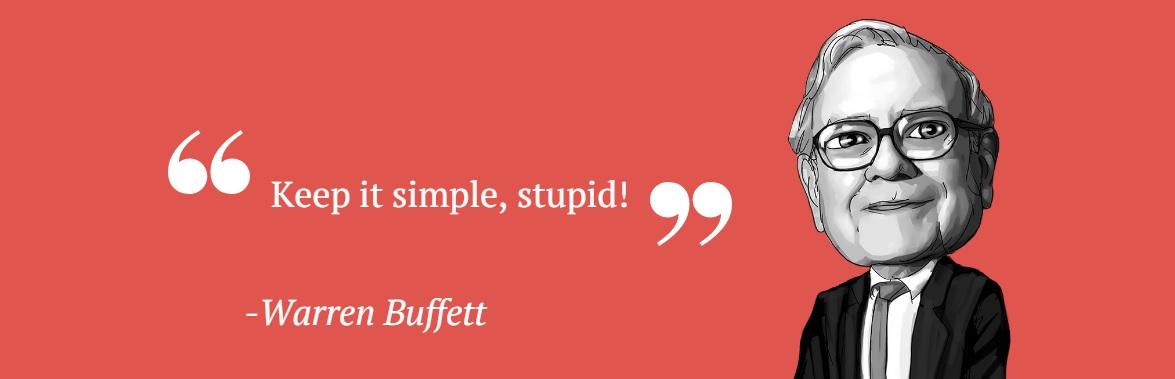 Warren Buffett Quote - Strategy