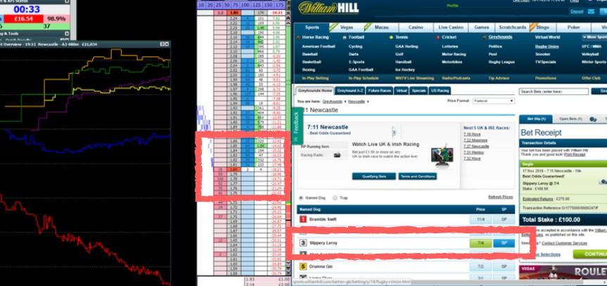 clientele based arbitrage betting
