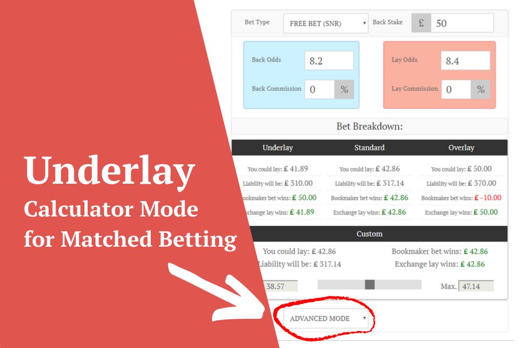 Hybrid overlay underlay betting chargeback sports betting