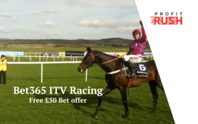 Bet365 ITV Racing – £50 Free Bet Offer