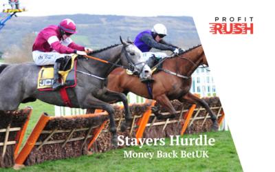 BetUK Money Back On The Stayers Hurdle
