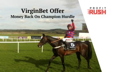 VirginBet Money Back On The Champion Hurdle